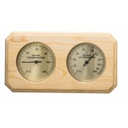 Termo-Higrometr do sauny 225x140 mm, Sentiotec