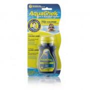 AquaChek Paski testowe, Żółty 4-in-1