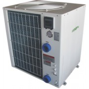 Pompa ciepła HYDRO-PRO, pionowy