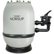 Filtr Norsup z zaworem bocznym, typ Supra