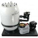Zestaw filtracyjny Norsup, typ Supra